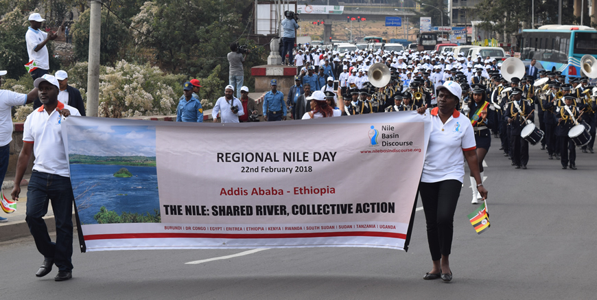 NBD at the 12th Regional Nile Day Celebrations; Addis Ababa - Federal Republic of Ethiopia