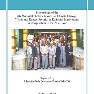 Water and Energy Security in Ethiopia: Implications on Cooperation in the Nile Basin