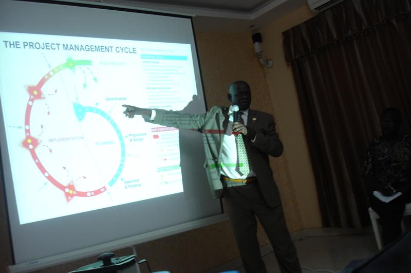 South Sudan NDF - Nile Basin Discourse